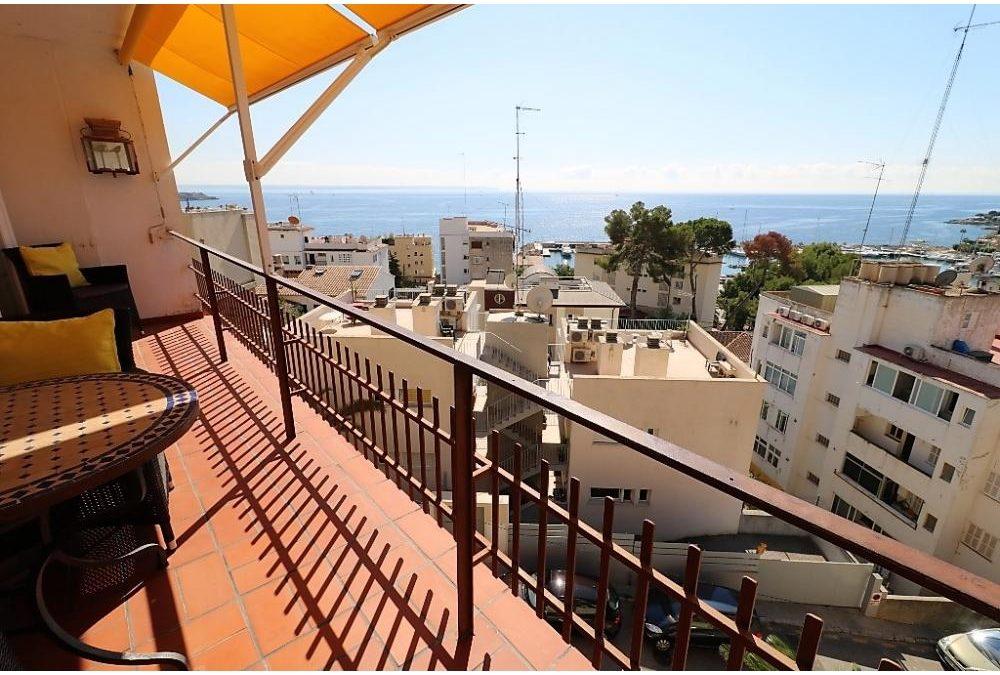 Apartmento con vistas al mar en San Agustin